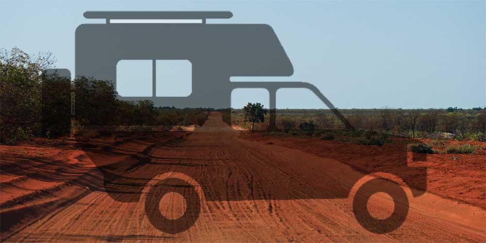 4WD - Geländewagen Australien ©MietCamper Australien