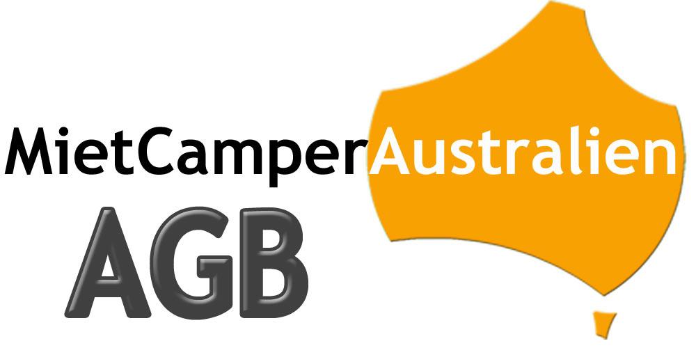 AGB und Logo MietCamperAustralien