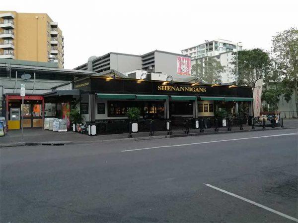 Darwin Centrum Mitchell Street
