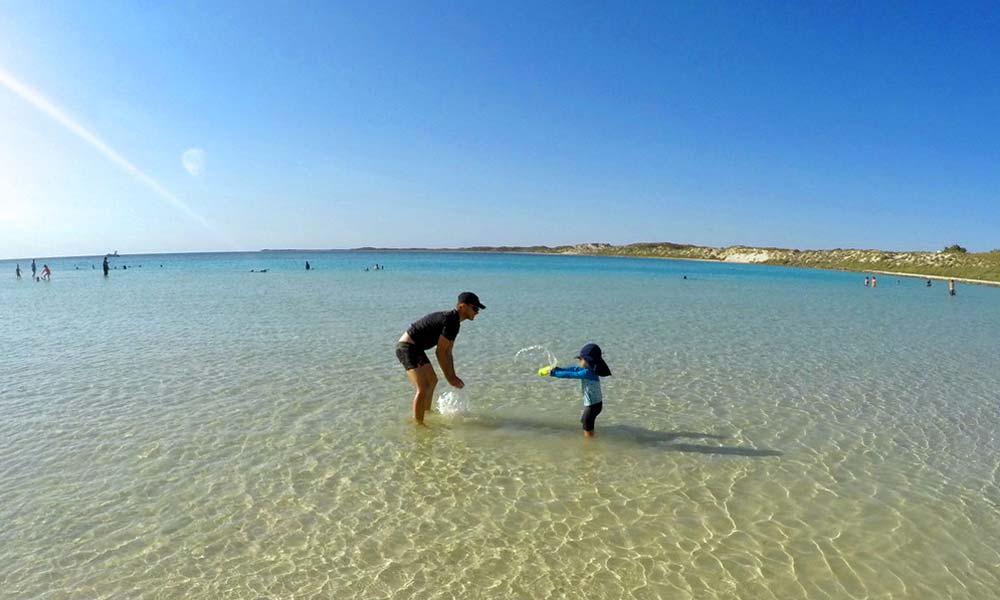 Coral Bay in Australien