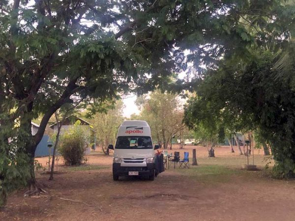Kakadu Lodge-Caravan Park
