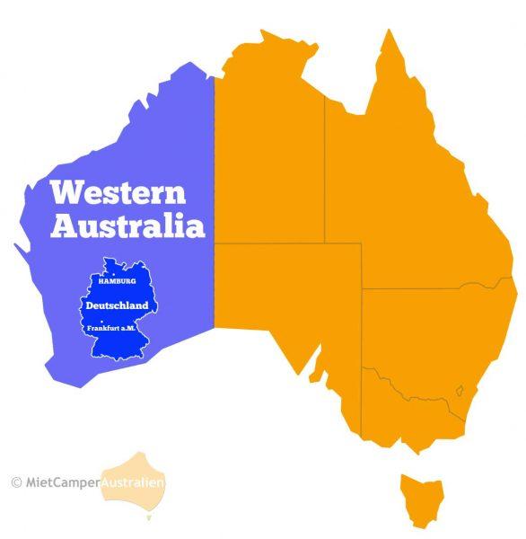 Australien Deutschland Vergleich
