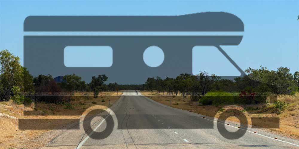 Motorhome-Wohnmobil Australien ©MietCamper Australien