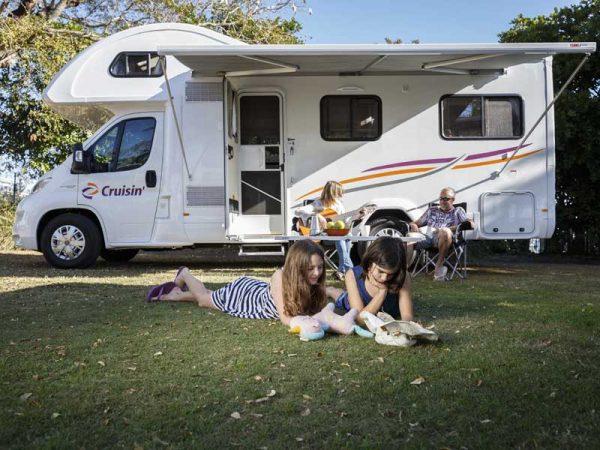 Cruisin Wohnmobil in Australien