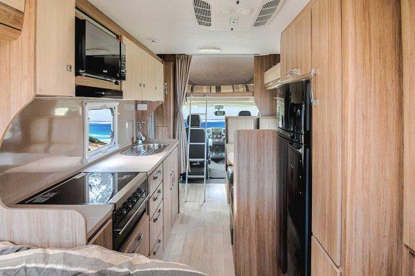 Ein Wohnmobile für Australien von LetsGo