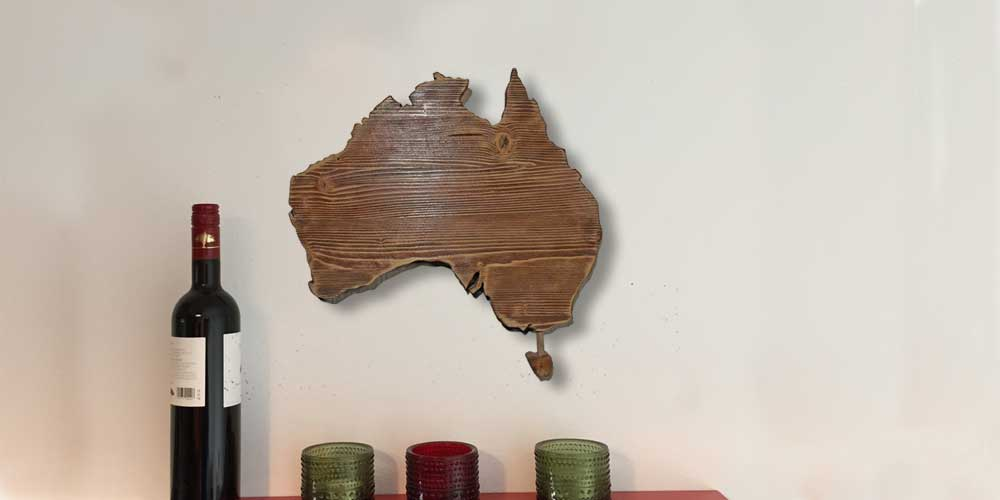 Australien Deko