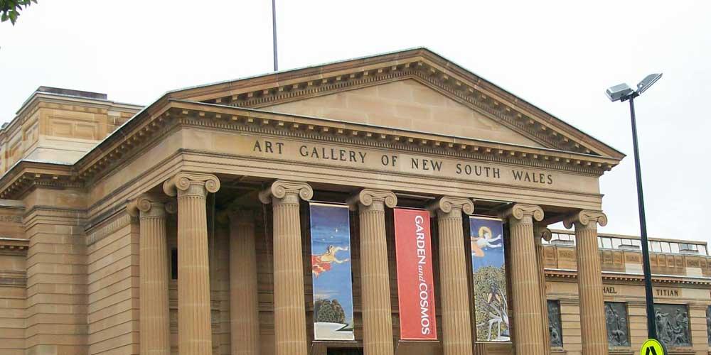Die Art Gallery of New South Wales