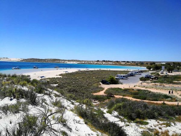 Coral Bay Beach, Western Australia, Australien