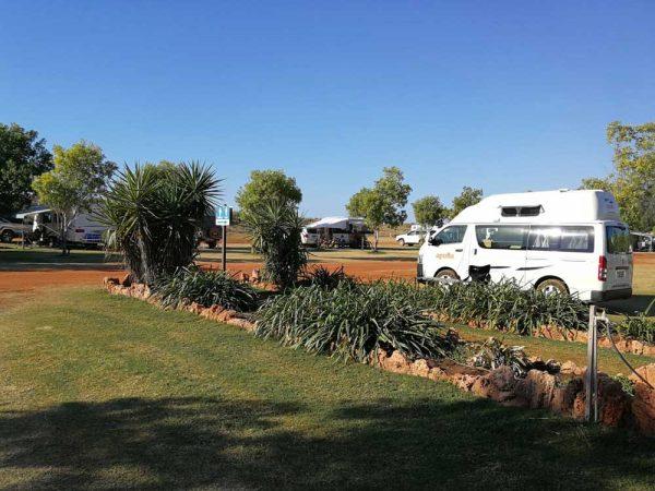 Eighty Mile Beach Caravan Park, Westaustralien