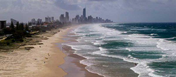 Gold Coast, Queenland Australien