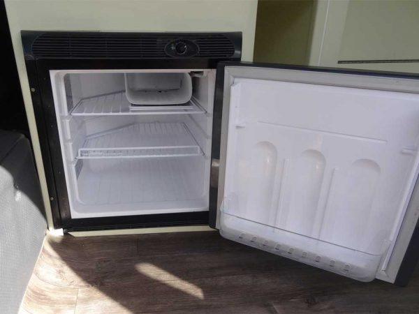 Kühlschrank im Camper