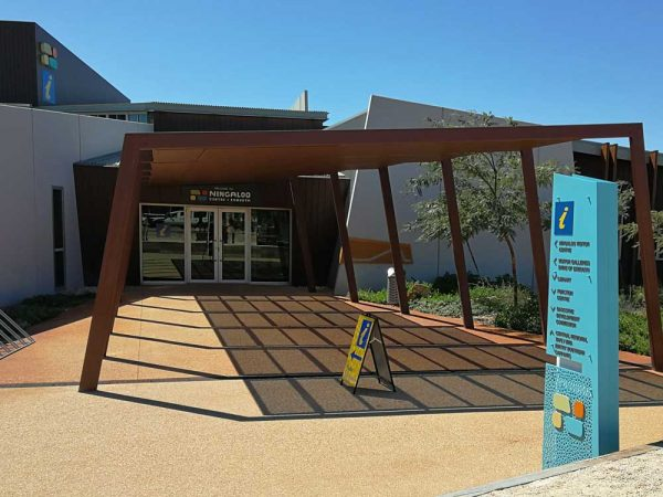 Visitor Centre am Ningaloo Reef