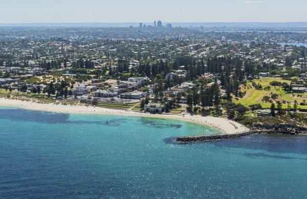 Perth - Fremantle Beach
