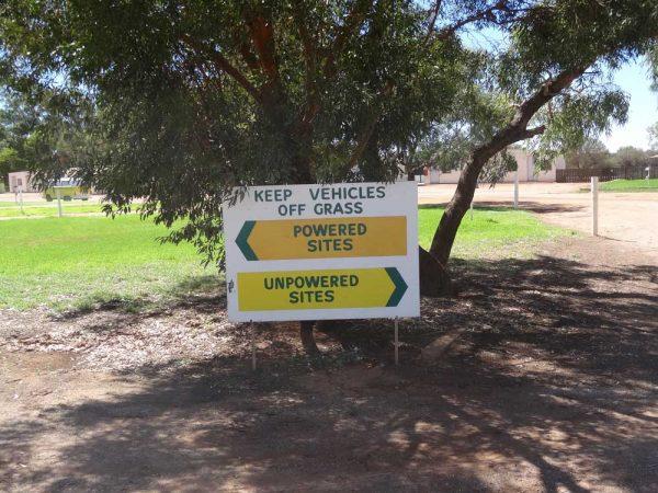 Stromversorgung Camper & Campingplatz mit und ohne Stromanschluss in Australien