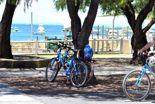 Farradtour auf Rottnest Island