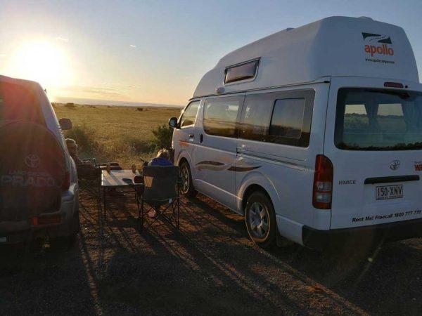 Station Camping Platz, Western Australia