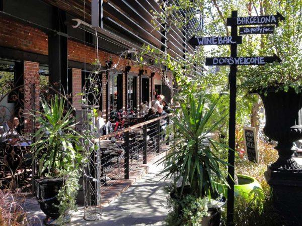 Restaurant in Surry Hills, Sydney Australien