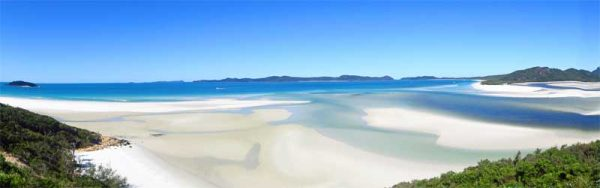 Whitsundays in Australien
