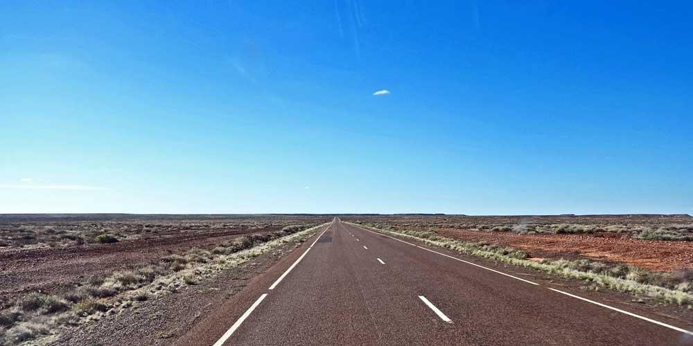 Entfernungen in Australien