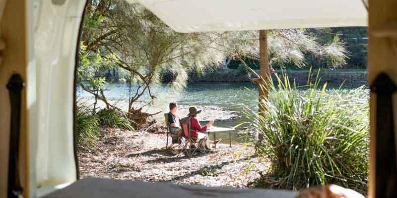 Extra Camping Equipment Australien