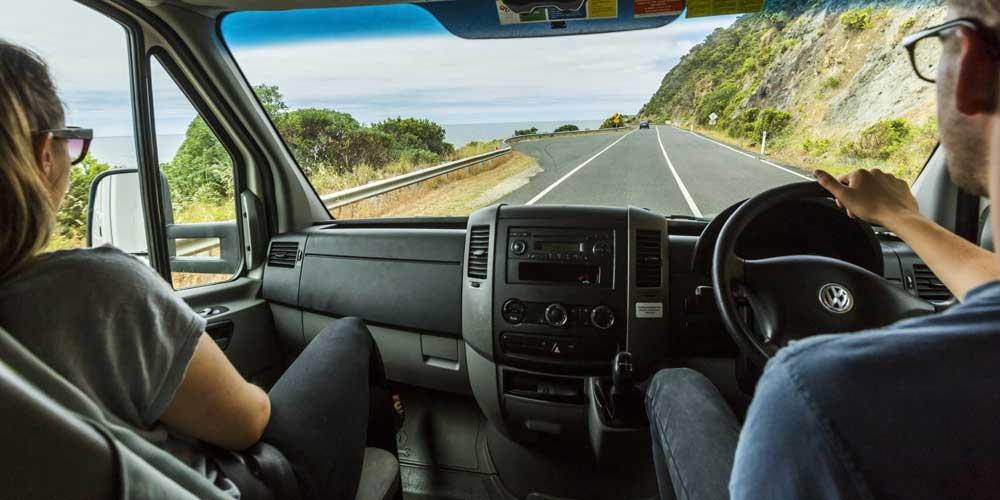 Mit welchem Führerschein darf man in Australien Autofahren?