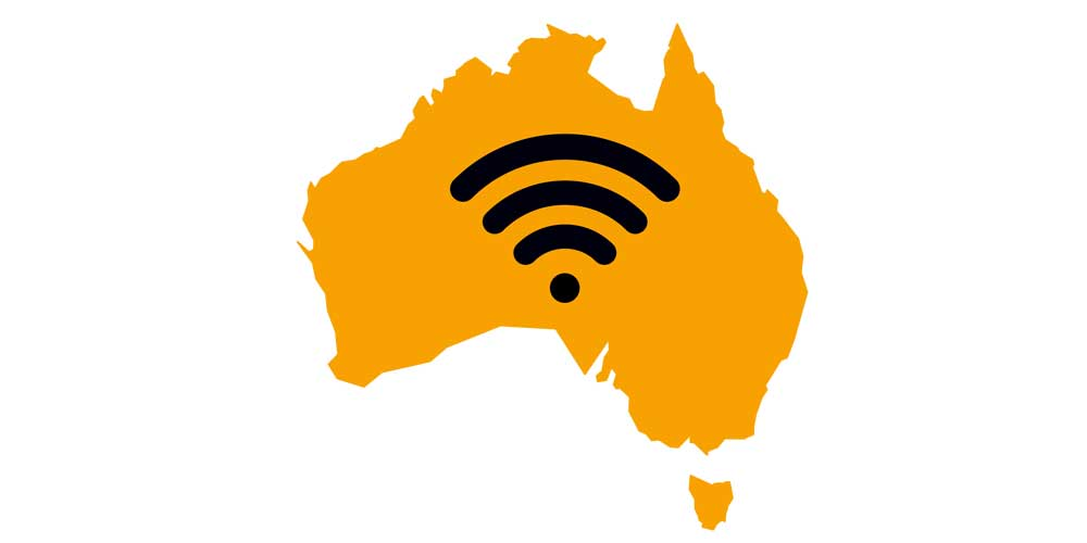Internet in Australien