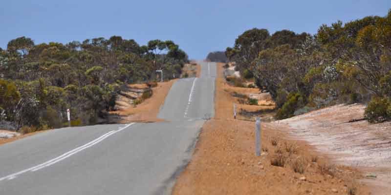 Tagesetappen bei Camperreisen in Australien