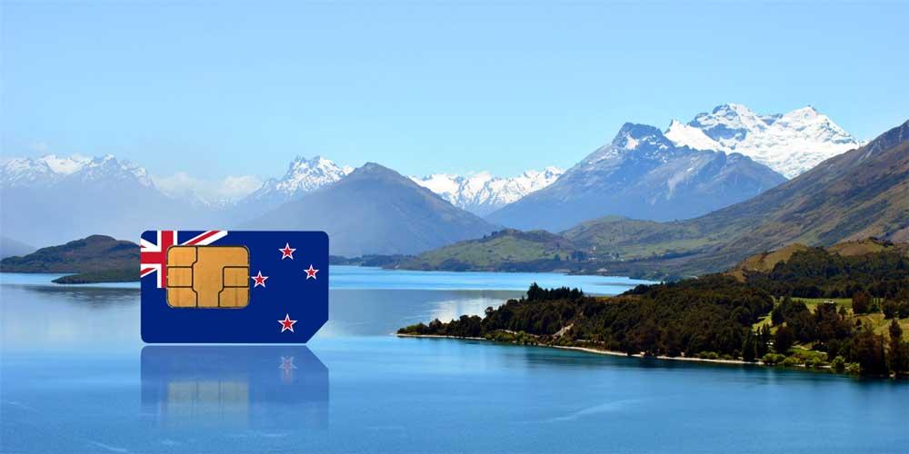SIM Karte für Neuseeland