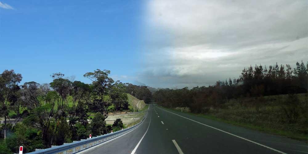 Wetterwechsel in Australien