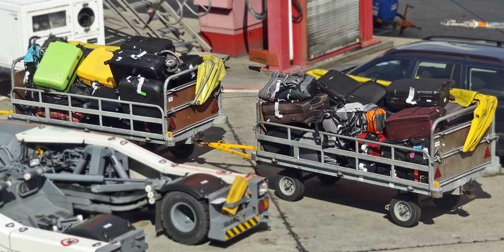 Wie viel Gepäck für die Australien Reise